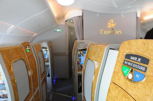 Foto de Emirates Airlines A380  (6/8)