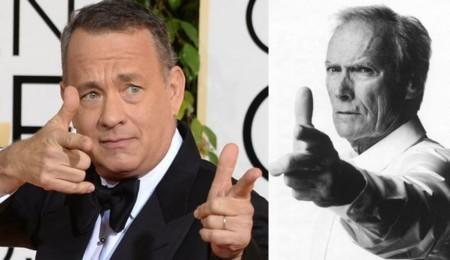Clint Eastwood y Tom Hanks, juntos por primera vez en 'Sully'