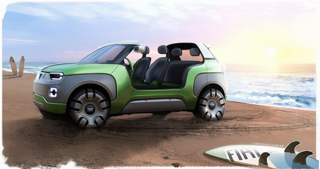 Foto de Fiat Centoventi concept (5/20)