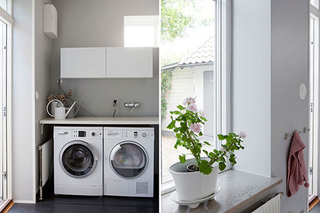 La semana decorativa organizando el lavadero for Casa con lavadero