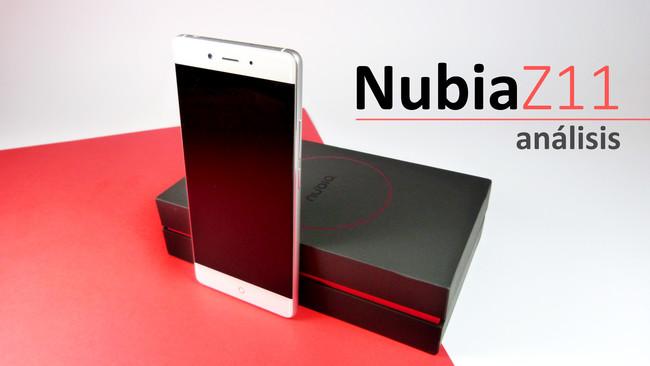 Nubia Z11, análisis: Cuando hardware brillante y precio contenido ya no son suficientes