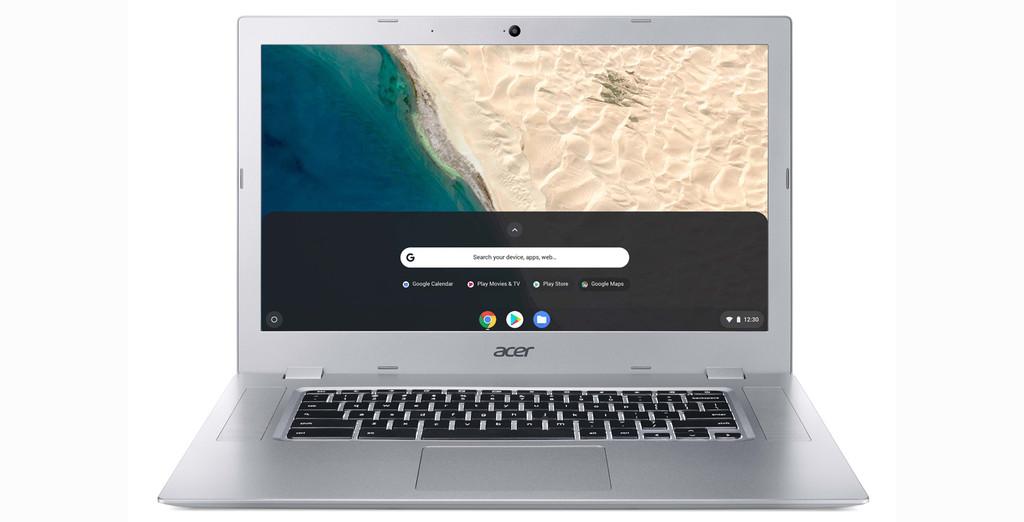 El nuevo Acer℗ Chromebook 315 llega con procesadores AMD℗ serie A y tarjetas gráficas Radeon