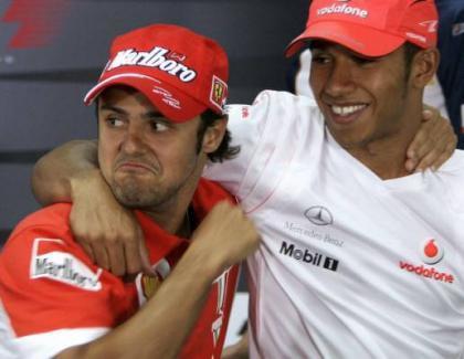 "Massa: ""Alguien quiere que gane Lewis"""