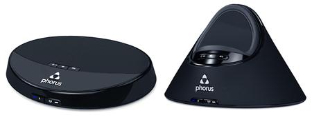 Altavoces Phorus PS1 y receptor PR1, control total desde tu móvil Android