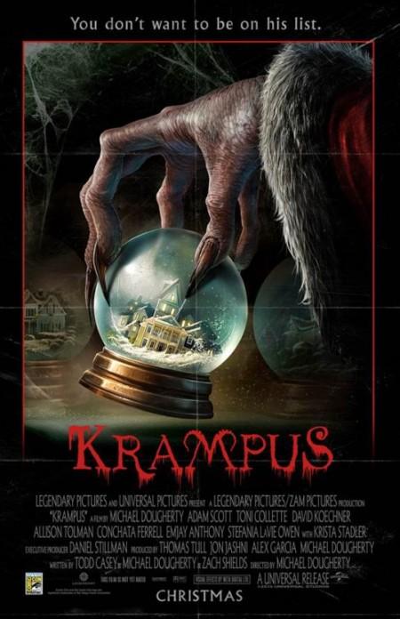 Mejores Posters 2015 Blogdecine Krampus