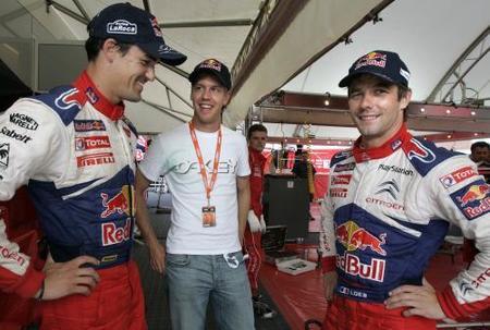 Sebastian Vettel tiene prohibido correr rallyes este invierno