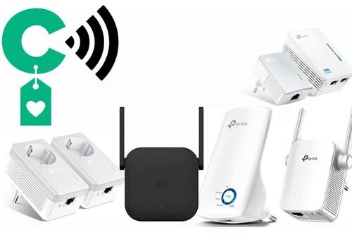 Kits PLC, WiFi en malla y extensores a los precios más bajos: ofertas en conectividad TP-Link, Netgear o devolo en Amazon