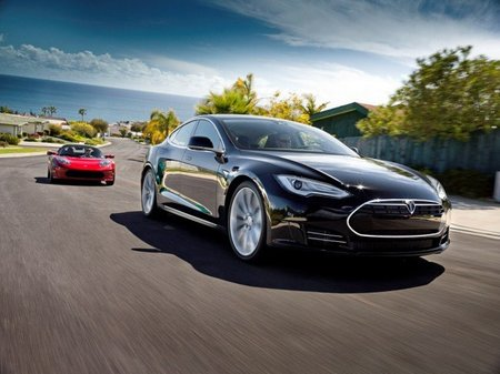 Te apuesto un millón de dólares a que el Tesla Model S sale a tiempo
