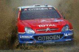 Loeb hace historia en el rally de Grecia