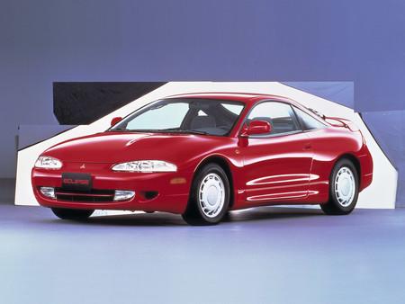 Mitsubishi Eclipse Japan 1995 97