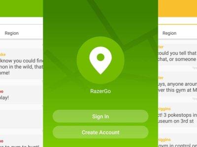Ya está aquí Razer Go, el chat para Pokemon Go de Razer