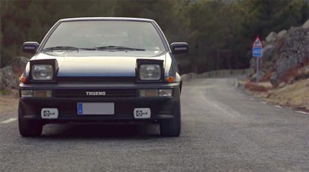 Cuando tu coche se convierte en tu pasión: Jorge Azcoitia y su AE86 Sprinter Trueno