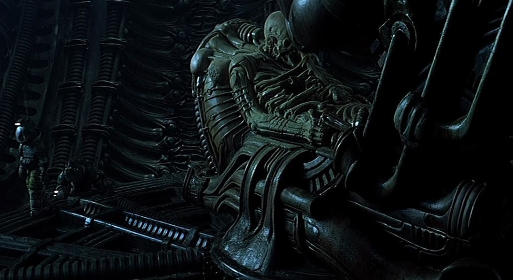 Alieniispacejockey
