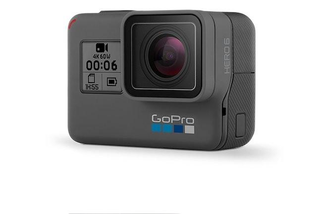 Cámara acción GoPro Hero6