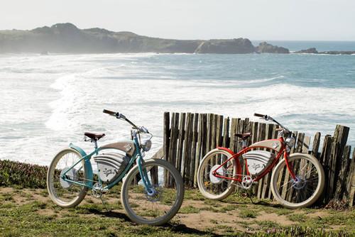 CRUZ: la bici eléctrica más bonita que verás en mucho tiempo