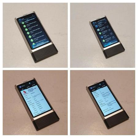 Ion Mini Smartphone Nokia Android Prototipo Especificaciones