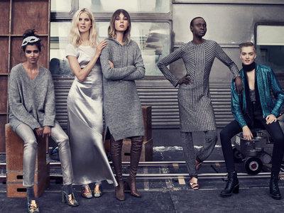 ¿Cómo vestir en época de fiestas? H&M nos enseña sus ideas