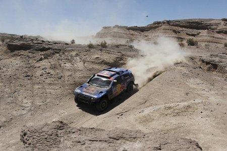 Dakar 2011: Chilecito – San Juan: Carlos Sainz fuera de la lucha, Al-Attiyah suma y sigue