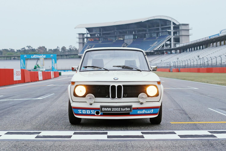 Foto de BMW y la evolución de sus riñones (7/18)