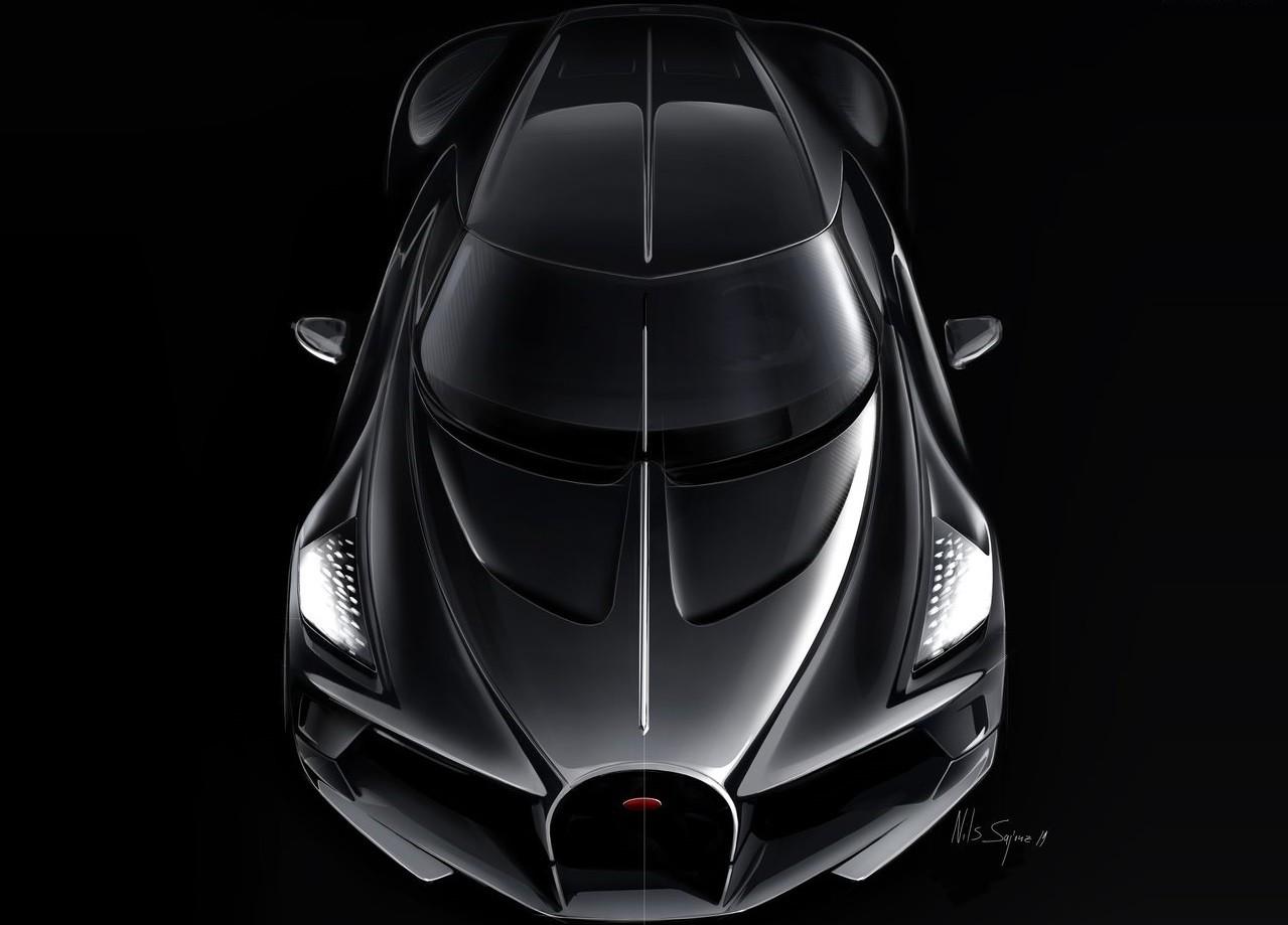 Foto de Bugatti La Voiture Noire (27/28)
