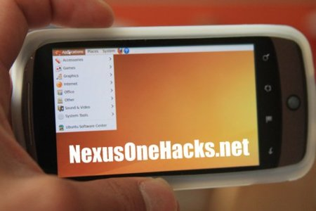nexus one ubuntu