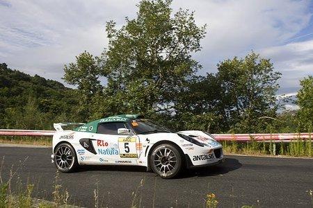 Lotus podría desarrollar un Exige GT3 para rallyes