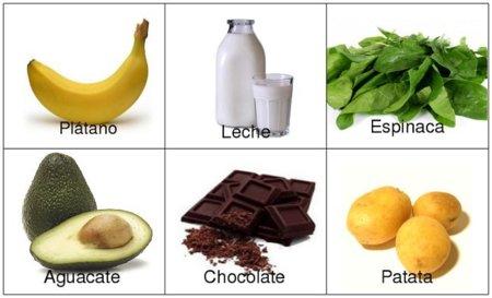 Adivina adivinanza: ¿qué alimento tiene más potasio?