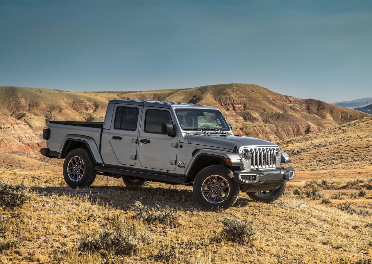 Foto de Jeep Gladiator 2020 (18/51)