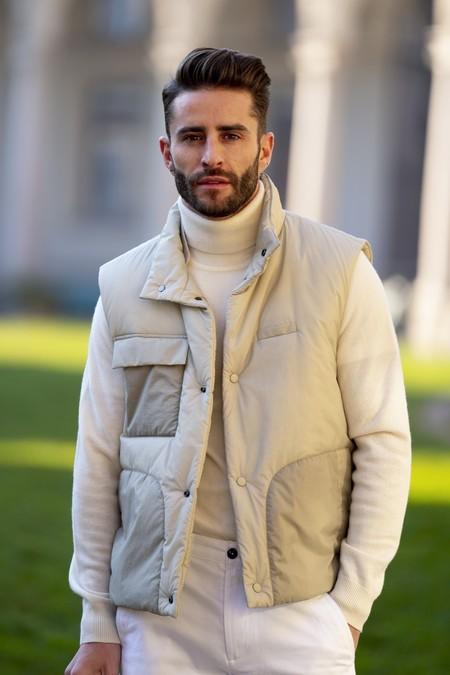 Chaleco y bermudas: Pelayo Díaz sabe lucir las últimas tendencias en la Semana de la Moda masculina de Milán