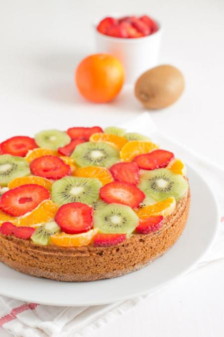Paseo por la gastronomía de la red: deliciosos postres con frutas