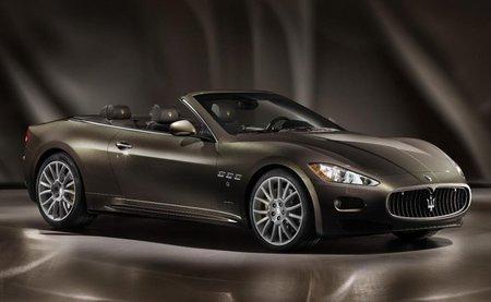 Maserati Gran Cabrio Fendi: una joya exclusiva para el Salón de Fráncfort