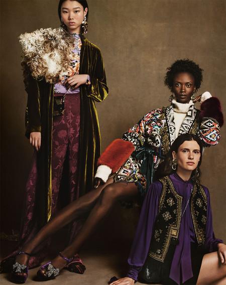 ¡Con la boca abierta! Así nos ha dejado la espectacular nueva campaña de Zara para el Otoño-Invierno