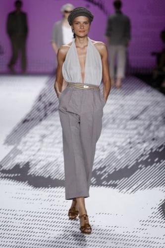 Lacoste, colección primavera-verano 2009 pantalones