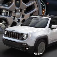 El Jeep Renegade estrena Polar Bronze Edition en México: look especial para el SUV más pequeño de la gama