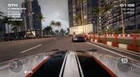 Dando una vuelta por Miami en 'GRID 2'