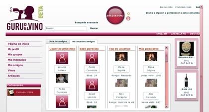 Gurudelvino.com, conociendo los mejores vinos del mundo de forma colectiva