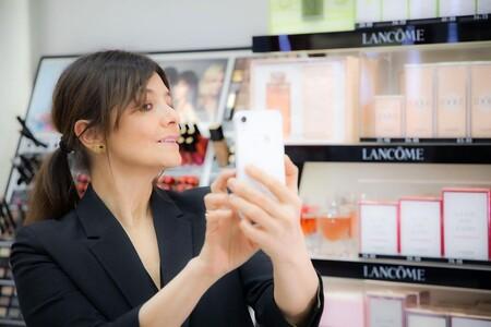 El Corte Inglés hace nuestras compras de cosméticos de maquillaje más fácil incorporando la tecnología más avanzada de L'Oréal