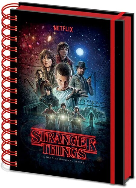 Stranger Things producto