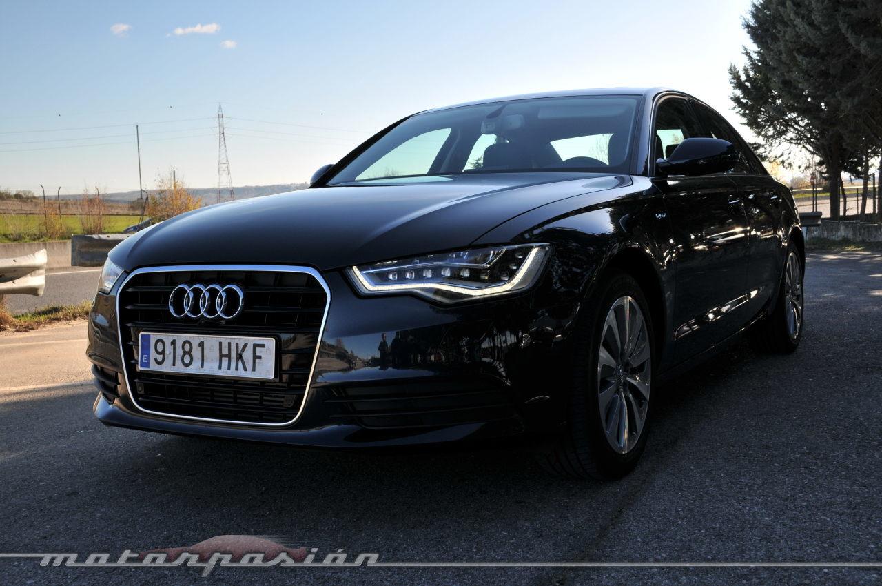 Foto de Audi A6 hybrid (prueba) (106/120)