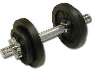 Lo que no se debe de hacer en el entrenamiento con pesas