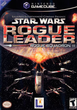 Rogue Leader portada