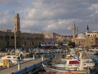 Acre, una ciudad histórica en el norte de Israel