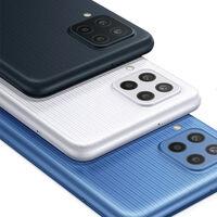 Samsung Galaxy M22: gama media con pantalla AMOLED a 90 Hz, gran batería y carga rápida de 25W