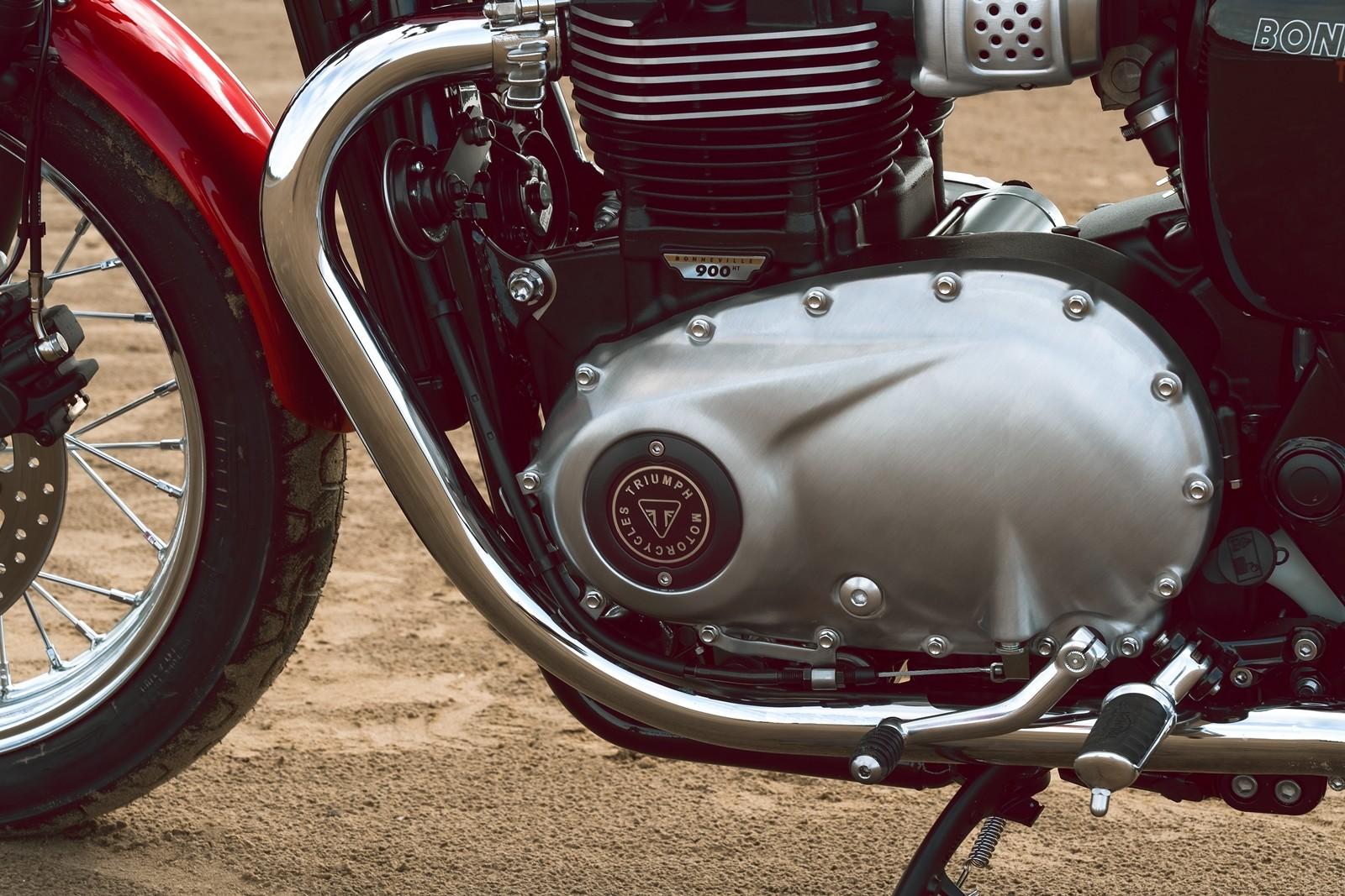 Foto de Triumph Bonneville T100 Bud Ekins 2020 (5/23)