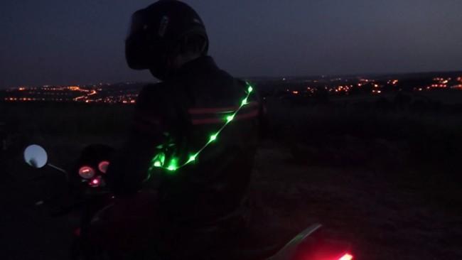 Segunda Luz En El Casco Cinturon De Led M 225 S Propuestas