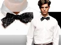 El consejo de Dolce & Gabbana: esta temporada, no salgas de casa sin tu pajarita
