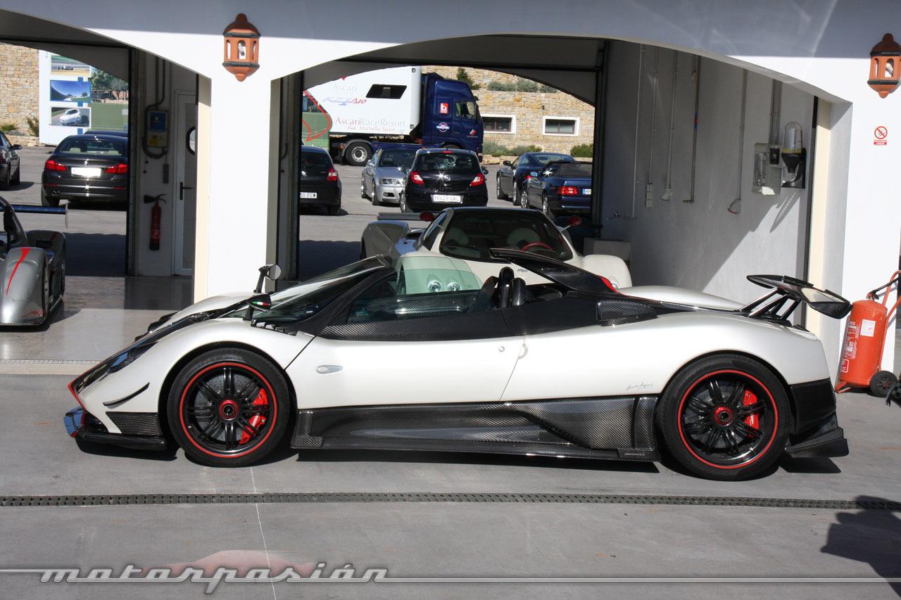 Pagani Zonda Cinque Roadster En Ascari 3 17