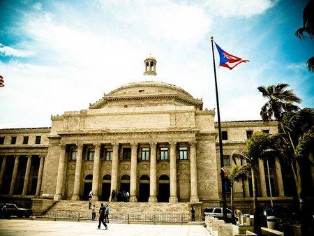 El Capitolio San Juan de Puerto Rico
