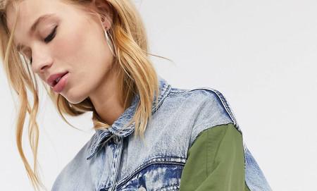 Esta chaqueta vaquera AllSaints  es lo más gamberro y estiloso que tendrás en tu armario esta primavera