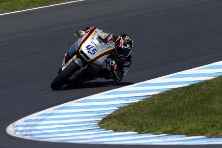 MotoGP Australia 2013: Scott Redding se fractura su muñeca izquierda y no correrá en Phillip Island